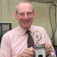 President of the Institution of Mechanical Engineers (ImechE)